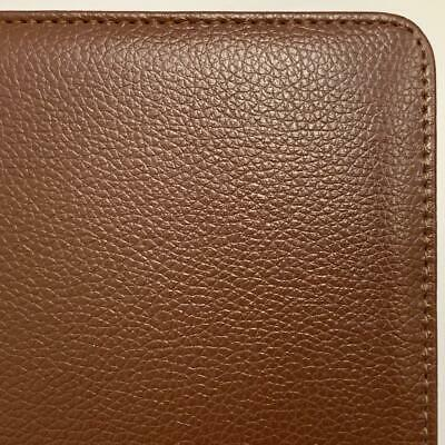 Brown PU Leather Case Cover With LED Light Amazon Kindle Touch (1st Gen) • 9.99£