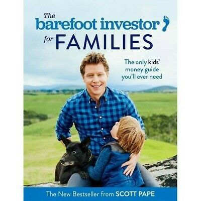 AU19 • Buy The Barefoot Investor For Families - Brand New - Free Shipping
