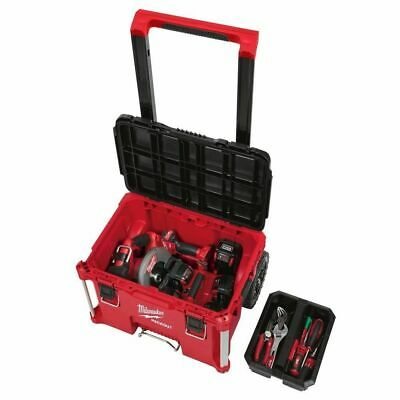 View Details Milwaukee PACKOUT Rolling Tool Box 48-22-8426 New • 94.99$