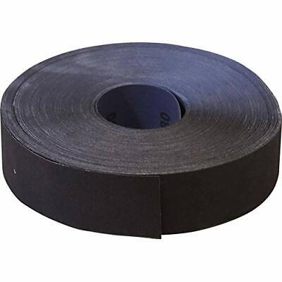 £29.99 • Buy Dronco Assorted Grit 50mm X 50m Perfect Cloth Roll Blue Emery Paper Sandpaper
