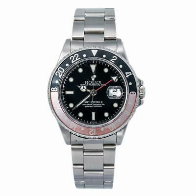 $ CDN13250.99 • Buy Rolex GMT-Master II 16710 Mens Watch A Serial Swiss Only W/Dial Box 40mm