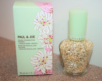 $35.95 • Buy Paul & Joe Beaute Limited Edition Pearl Foundation Primer 004 Full Size 30mL 1oz