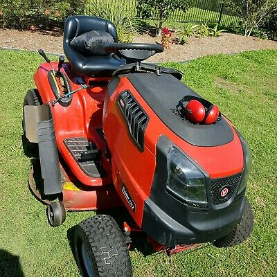AU0.99 • Buy Ride On Lawnmower. Rover 17/42 Hydrostatic Automatic Lawnmower.