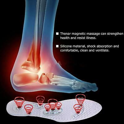 $ CDN33.34 • Buy Mindinsole Insoles For Men And Women Acupressure Massage Feet Therapy Reflexolog