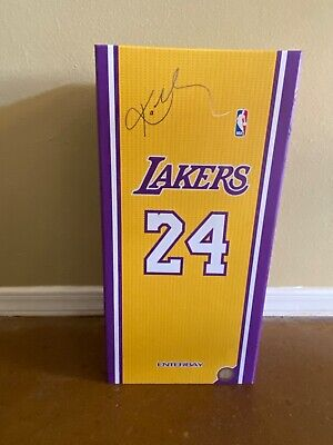 $2500 • Buy Enterbay RM-1036 1/6 Scale REAL MASTERPIECE COLLECTIBLE FIGURE - NBA KOBE BRYANT