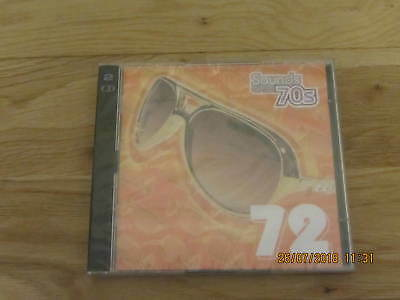 Sounds Of The 70's 72 1972 Cd Brand New And Sealed Time Life Tl 469/10 Rare • 24.95£