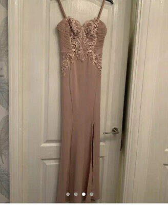 Lipsy Ladies Ball Gown Size 10 • 40£