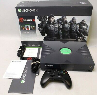 $279.99 • Buy Microsoft Xbox One X 1TB Console - Black TESTED Model 1787