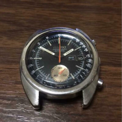 $ CDN1190.63 • Buy Seiko 6139-6012 Vintage Chronograph Automatic Mens Watch Authentic Working
