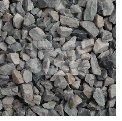 £13.95 • Buy Ice Blue 20kg Decorative Garden And Landscaping Gravel Chippings 20mm