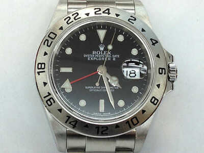 $ CDN11790.39 • Buy Rolex Explorer 2 Stainless Steel Automatic Winding 16570 From Japan [h0130]