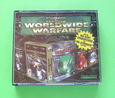 AU24.95 • Buy Command & Conquer: Worldwide Warfare - Red Alert Pack PC