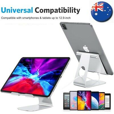 AU29.99 • Buy IPad 4 3 2 1 Air IPhone Galaxy Note Adjustable Stand Holder Tablet Mount Apple