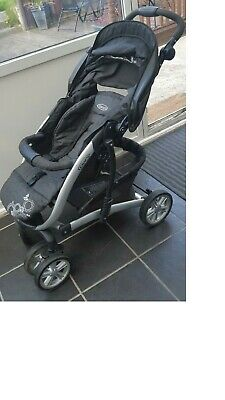 Graco Quattro Tour Deluxe Oxford Single Seat Stroller • 18£