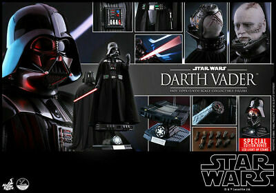 $ CDN1017.58 • Buy New 1/4 Darth Vader Special Edition Hot Toys Sideshow Qs013b Return Of The Jedi