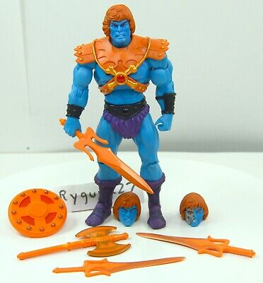 $185 • Buy MOTUC, Faker, Complete Figure, Masters Of The Universe Classics, Ultimates, Part