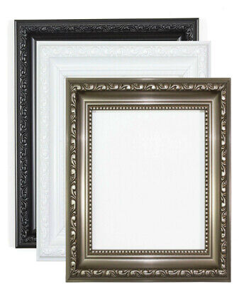 A1 A2 A3 A4 A5 Ornate Shabby Chic Picture Frame Photo Frame Poster Frame  • 4.25£