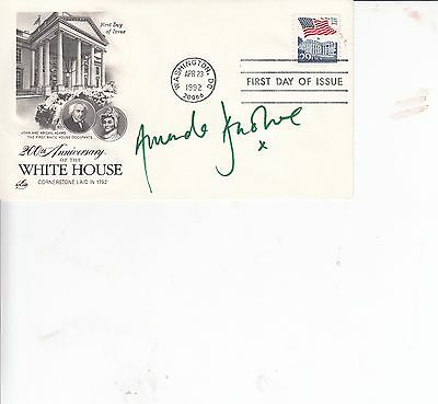 Amanda Donohoe Autographed First Day Cover • 39.99£