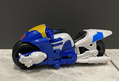 Transformers Rescue Bots -  CHASE POLICE BIKE - CHASE MOTORBIKE - RARE!!! • 7.95£