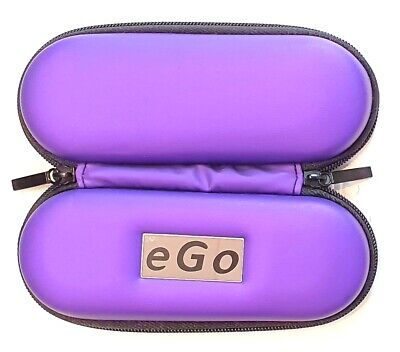 Small Purple Cigarette Carry Case Ego FREE SHIPPING UK • 1.79£