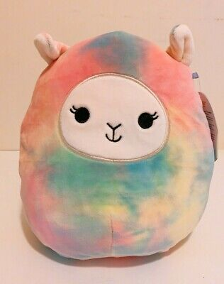 $ CDN19.85 • Buy Kellytoy Squishmallows 2020 Easter Collection 8  Leslie Rainbow Lamb Plush Doll