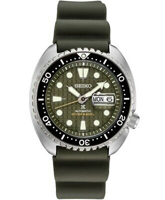 $ CDN539.69 • Buy New Seiko Automatic Prospex King Turtle Divers 200M Men's Watch SRPE05