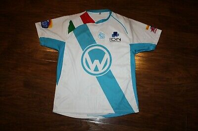 $24.99 • Buy EXCELLENT Puebla FC Soccer Jersey Mexican Football Club White Size Large