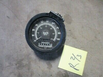 $25 • Buy Electronic Speedometer For Military Vehicle, Light Damage, Km/hr
