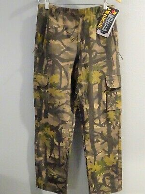 $29.95 • Buy PRICE CUT! SPORTHILL 3SP Expedition Women Pant L Camo Hunting Snowshoe Snowboard