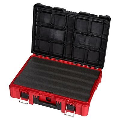 View Details Milwaukee 48-22-8450 PACKOUT Modular Storage Tool Case With Customizable Insert • 54.91$