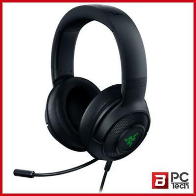 AU85 • Buy Razer Kraken X USB 7.1 Surround Sound Gaming Headset - Black