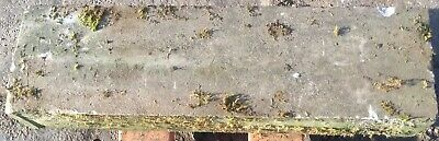 Reclaimed Salvage Solid Natural Yorkshire Stone Step Paving Lintel Square Edge B • 175.95£