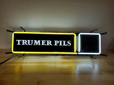 $ CDN79.26 • Buy Trumer Pils Austria Salzburg Berkeley Beer Neon Sign Tested And Working