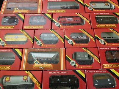 Hornby Wagons Rolling Stock Boxed OO Gauge Model Railways - Many To Choose From! • 19.99£