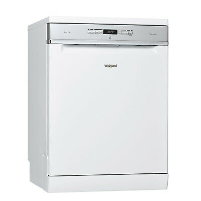 View Details Whirlpool Freestanding WFO3T3236P 60cm Dishwasher A++ - White • 414.99£
