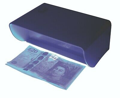 £8.99 • Buy Eagle Mains Powered Security UV Fake Counterfeit Money Note Checker Detector