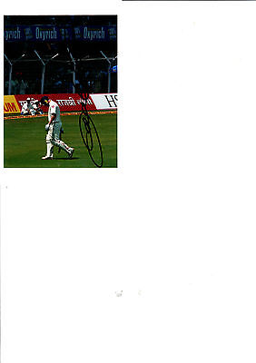 Andrew Freddie Flintoff HAND SIGNED Photo Autograph 6 X 4 INCH • 19.99£