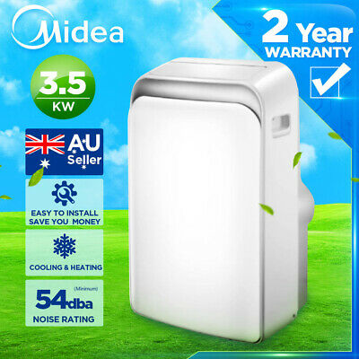 AU539 • Buy MIDEA PORTABLE Cooling Air Conditioner (4.4 Kw)  Refrigerated Summer Cooler