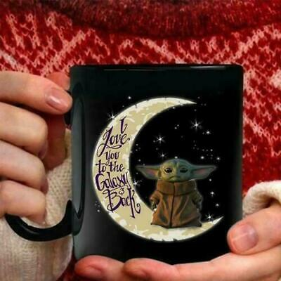 $12.99 • Buy Baby Yoda I Love You To The Moon Coffee Mug 11oz Cup Of Tea Best Gift For..