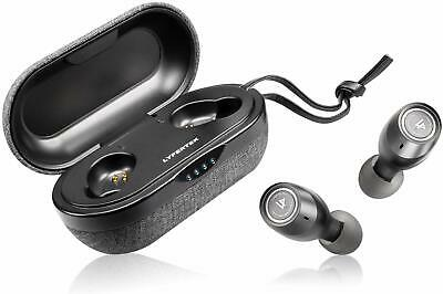 $ CDN103.62 • Buy Lypertek Tevi True Wireless In Ear Isolating Earphones - Black - Refurbished