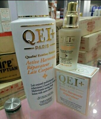 $ CDN158.57 • Buy Qei Lotion Set With Carrot Extract