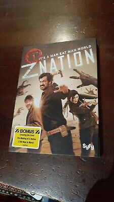 AU9 • Buy Z NATION - SEASON 1 : DVD Good Condition - REGION 4