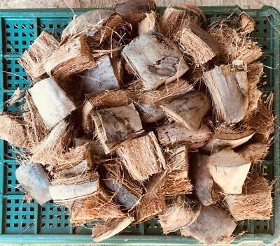 £15.80 • Buy Coconut Husk Fiber, Chips, For Flowers And Other Plants 400g