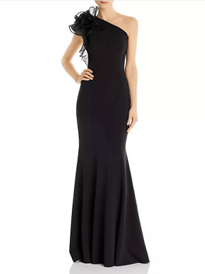 $63.74 • Buy Aidan Mattox One-Shoulder Gown MSRP $295  Size 6 # 11NA 174 NEW