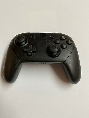 $35.99 • Buy Nintendo Switch Black Official Genuine Pro Controller Wireless ONLY Tested! READ