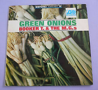 Booker T. & The MG's* - Green Onions (LP, Comp) • 41.99£