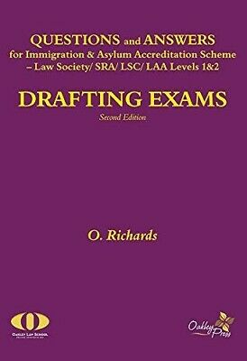 Questions And Answers For Immigration & Asylum Accreditation- IAAS DRAFTING Exam • 129£
