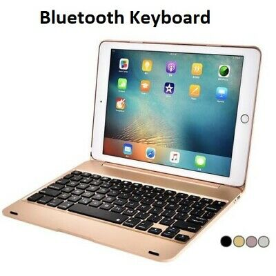 £19.95 • Buy Smart Keyboard Cover With Bluetooth For IPad 5/6th Air 2 1 Pro 9.7  2/3/4 Mini