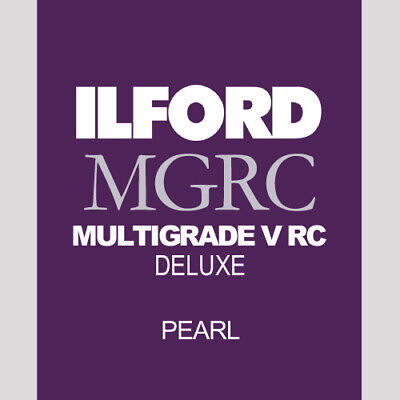 Ilford Multigrade RC Pearl 8x10 Inches 25 Sheets • 23.90£