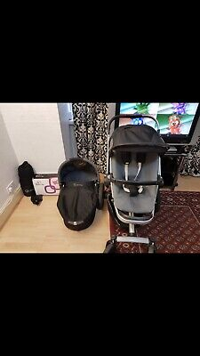 £99 • Buy Quinny Buzz Pushchair With Travel System